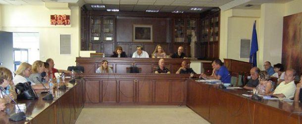 Οι συμβασιούχοι σε πρώτο πλάνο στο Δημοτικό Συμβούλιο του Δήμου Ζωγράφου