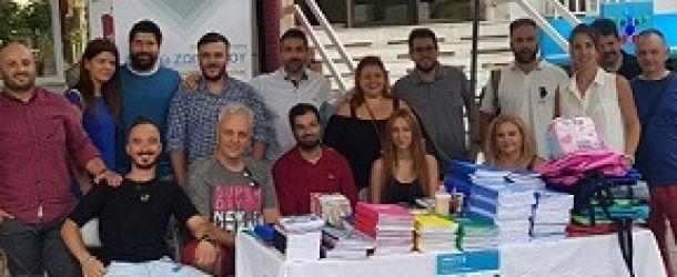 Κωστής Παπαναστασόπουλος: Ο Δήμος Ζωγράφου πρέπει να αλλάξει εποχή και γενιά