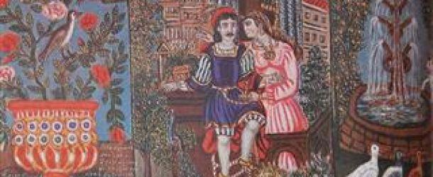 Ερωτόκριτος στο Μουσείο Γουναρόπουλου